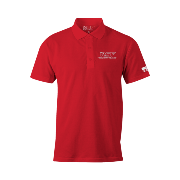 Mens Polo - Front